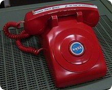 NASA JSC Red Phone