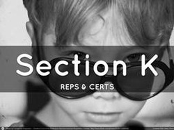 Section K. Representations, Certifications, & Other Statements